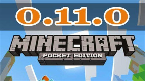 Minecraft Pocket Edition 0.11.0 build 8