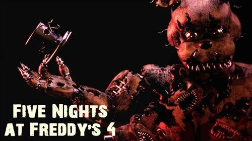 5 Nights at Freddy's 4