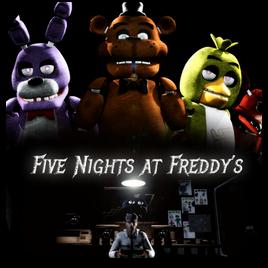 5 Ночей с Фредди 5