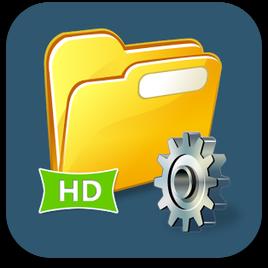 Файловый Менеджер HD