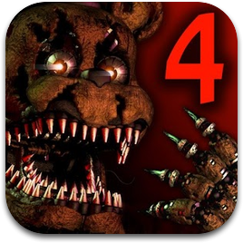 5 Nights at Freddy 4
