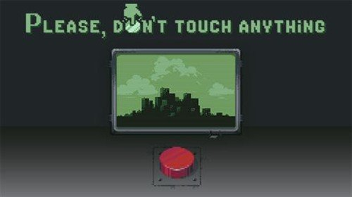 Please, Don't Touch Anything