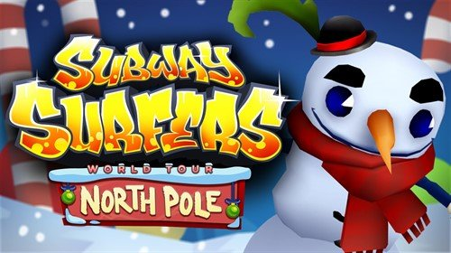 Subway Surfers: North Pole