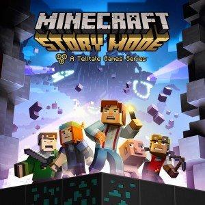 Minecraft: Story Mode 1.14 (Все эпизоды)