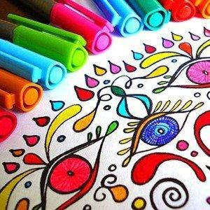 Раскраска Мандала