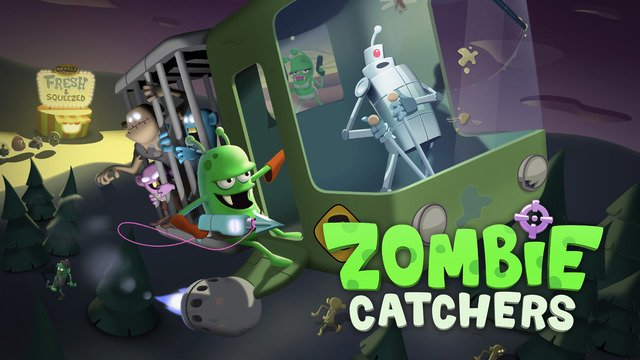 Zombie Catchers (v1.0.7)