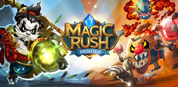 Magic Rush: Heroes (v1.1.36)