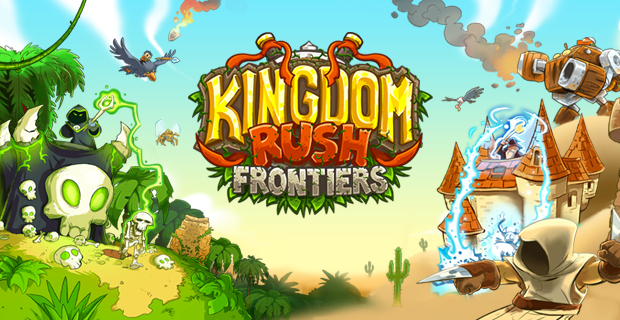 Kingdom Rush Frontiers (v1.4.0)