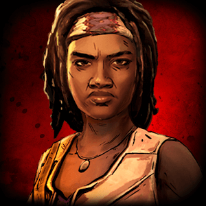 The Walking Dead: Michonne (3 эпизода)