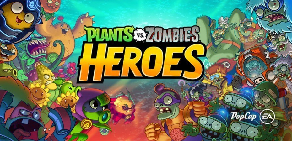 Plants vs Zombies Heroes (v1.0.11)