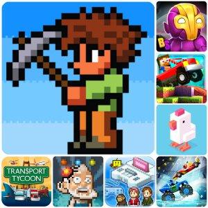 Лучшие пиксельные игры на Андроид