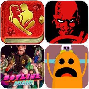 Лучшие Андроид игры для взрослых