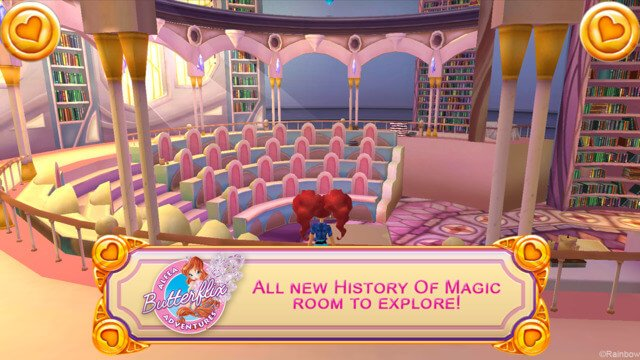Let's Play Winx Club Join The Club - Part 1 - YouTube