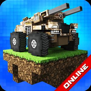Blocky Cars Online (v3.9.0)