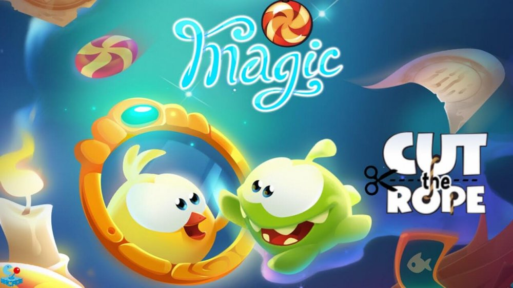 Cut the Rope: Magic (v1.4.0)