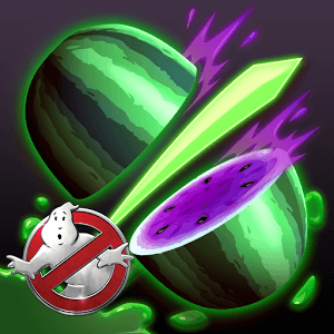Fruit Ninja Ghostbusters / Фруктовый ниндзя