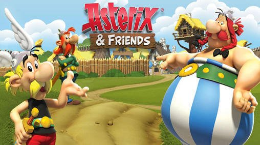 Asterix and Friends / Астерикс и Друзья