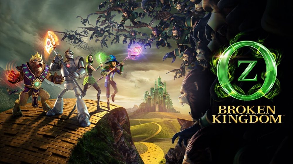 Oz: Broken Kingdom (v1.4)