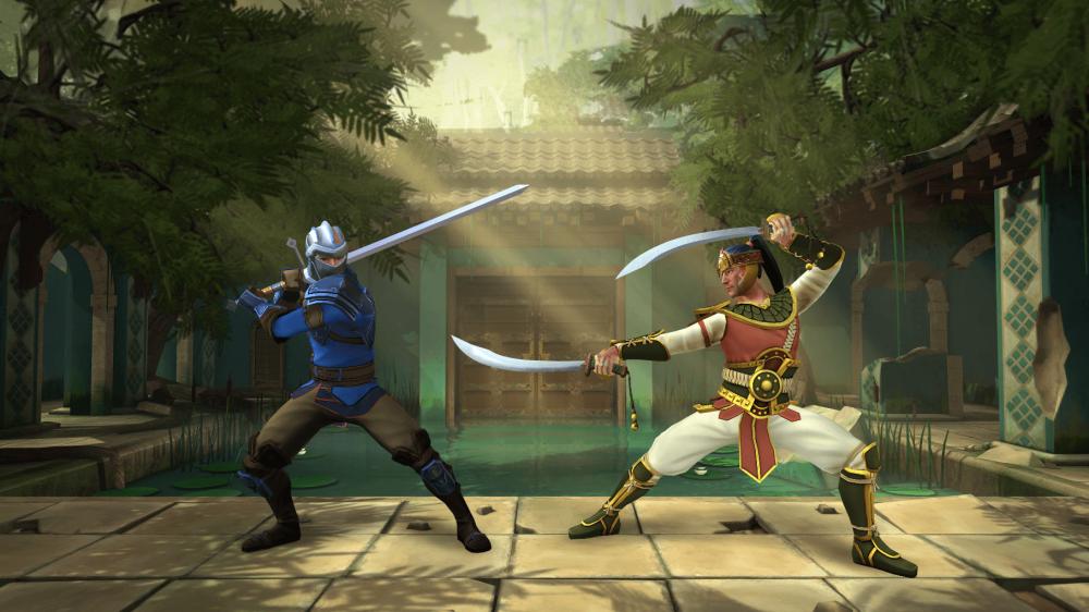 скачать игру на андроид Shadow Fight 3 на андроид с - фото 4