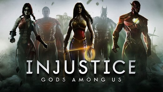Injustice: Gods Among Us (v2.12)