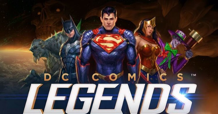 DC Legends (v1.8.2)