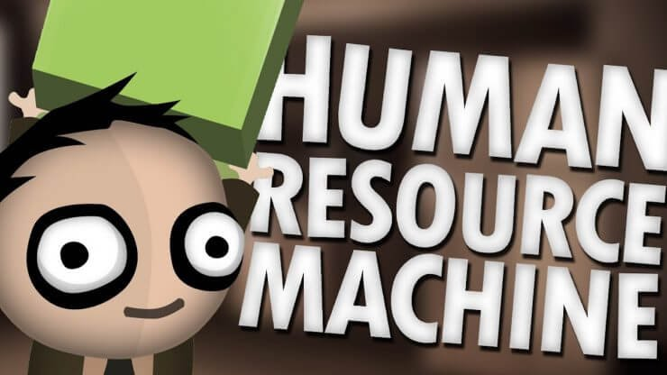 Human Resource Machine (v1.0.0)