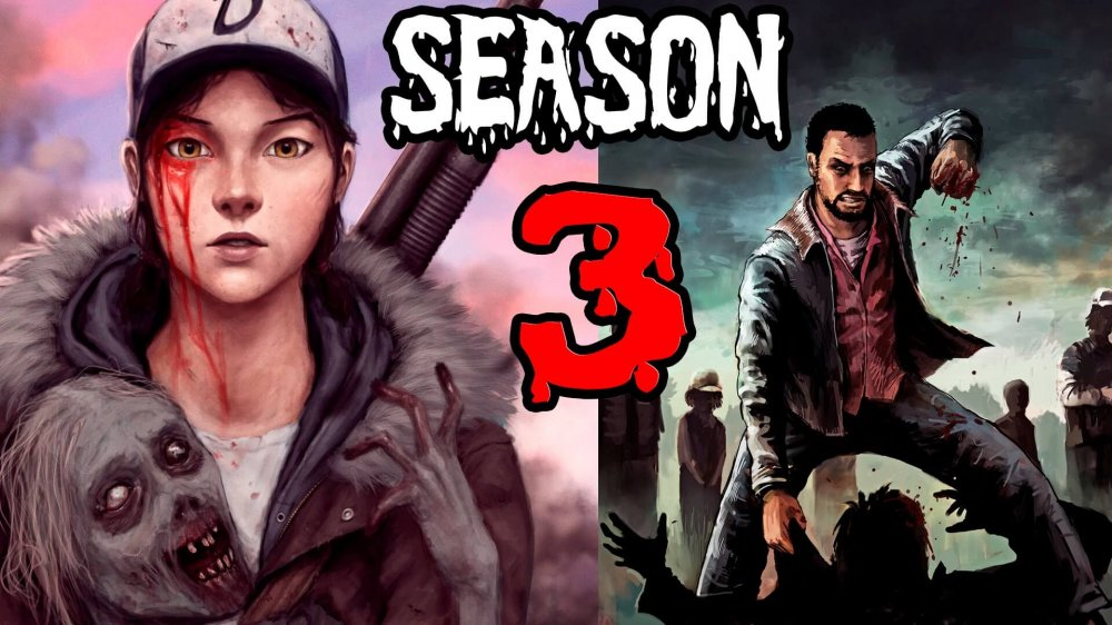 The Walking Dead Season Three (Сезон 3)