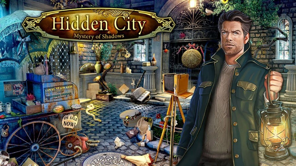 Hidden City: Загадка Теней (Mystery of Shadows)