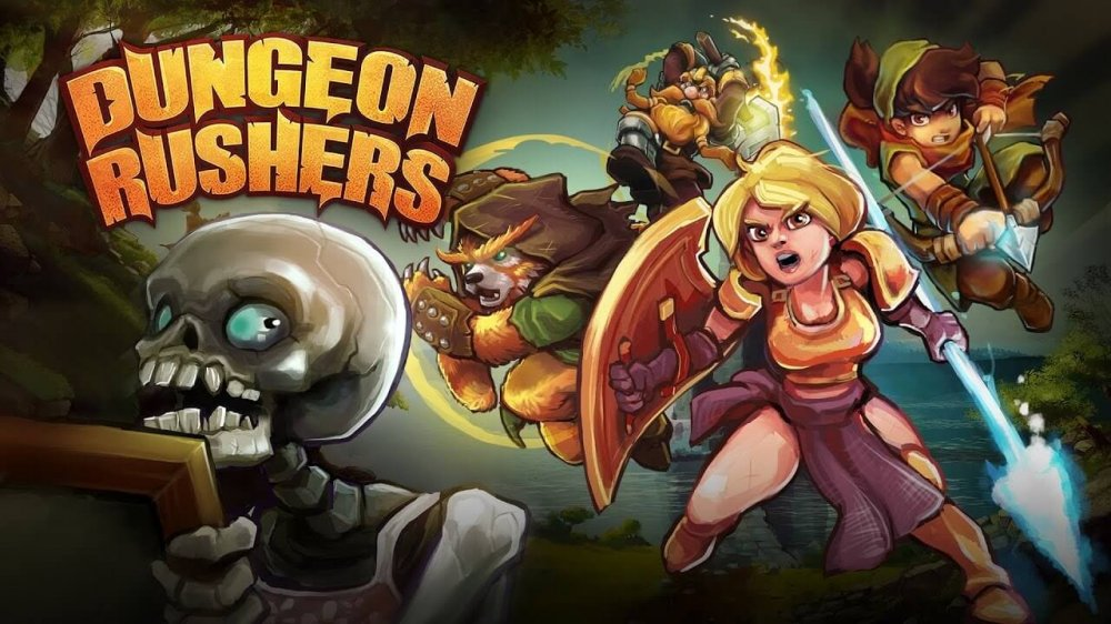 Dungeon Rushers (v1.2.7)
