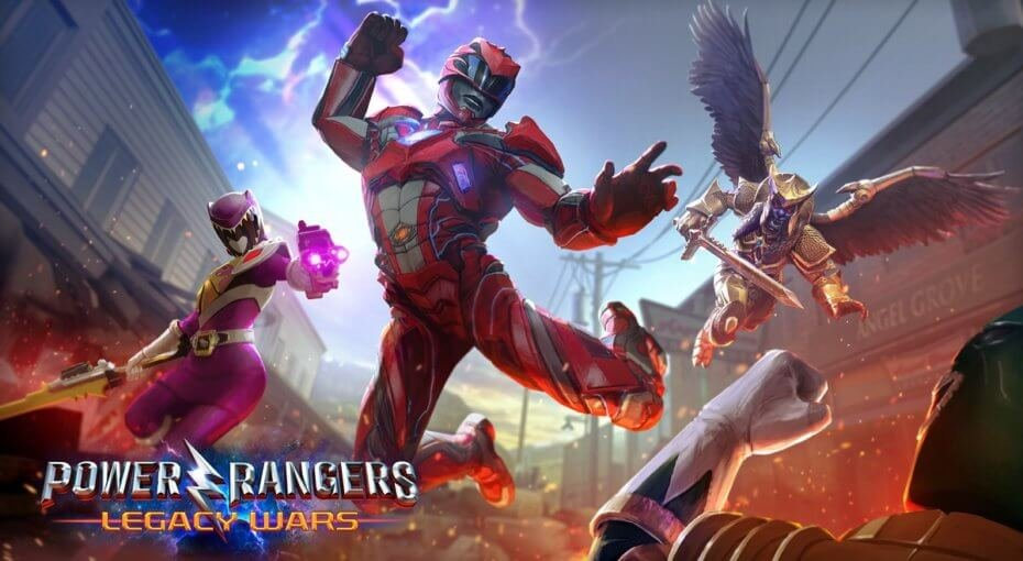 Power Rangers: Legacy Wars (v1.0.1)