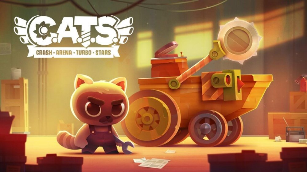 CATS: Crash Arena Turbo Stars (v2.0)