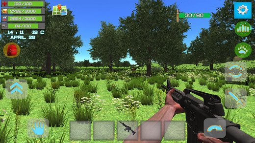 игры стрелялки апк