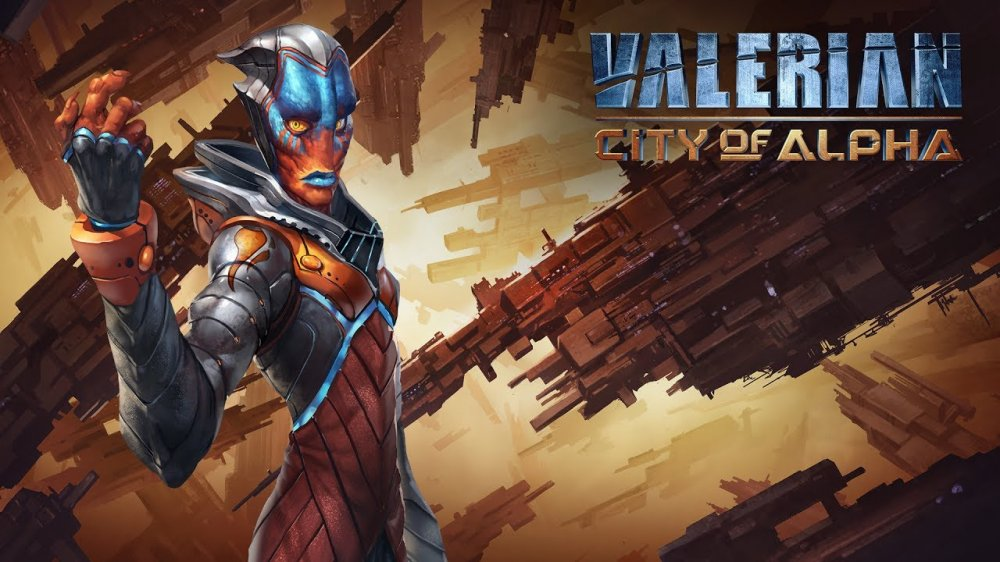 Valerian: City of Alpha (v1.3.1)